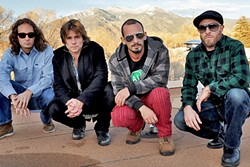 LUKAS ROCKS:  Lukas Nelson & Promise of the Real return on March 3 to play the SLO Guild Hall, delivering a ripping night of rock 'n' roll. - PHOTO BY JIM ECKENRODE