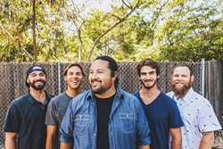 HGIH TIMES:  The Alta Music Festival comes to the Avila Beach Resort on Oct. 15, with Santa Barbara reggae act Iration headlining the five-act fest. - PHOTO COURTESY OF IRATION