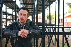 THE WRECKAGE :  Will Hoge plays his life in lyrics after an accident changed his trajectory. His gritty voice will fill the SLO Guild Hall on Sept. 20. - PHOTO COURTESY OF WILL HOGE
