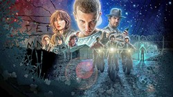 THE UPSIDE DOWN:  'Stranger Things' on Netflix is a gripping and original sci-fi/horror show starring Winona Ryder and a wonderfully diverse cast of great characters. - PHOTO COURTESY OF NETFLIX