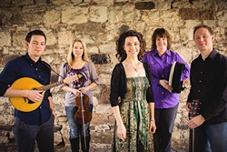 FROM IRELAND (AND AMERICA) WITH LOVE:  SLOfolks hosts Irish music super group Runa for two shows this week, on Jan. 21 at Castoro Cellars and Jan. 22 at Coalesce Bookstore. - PHOTO COURTESY OF RUNA