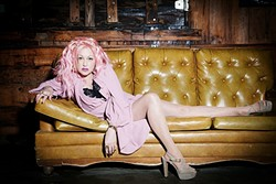 SHE JUST WANTS TO HAVE FUN:  Cyndi Lauper plays Vina Robles Amphitheater on Sept. 27, in support of her new country-esque album 'Detour.' - PHOTO BY CHAPMAN BAEHLER