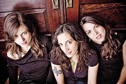 CANADA'S FINEST:  Folk act The Wailin' Jennys play March 25, at Harman Hall in the Performing Arts Center. - PHOTO BY ART TURNER