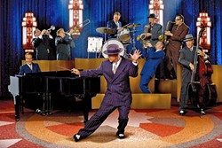 JUMP & SWING:  Retro jump blues and swing act Big Bad Voodoo Daddy plays Tooth & Nail Winery on Oct. 13. - PHOTO COURTESY OF BIG BAD VOODOO DADDY