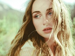 OPENER :  Zella Day (pictured) opens for Michael Franti & Spearhead on Aug. 25 at the Avila Beach Resort. - PHOTO COURTESY OF ZELLA DAY