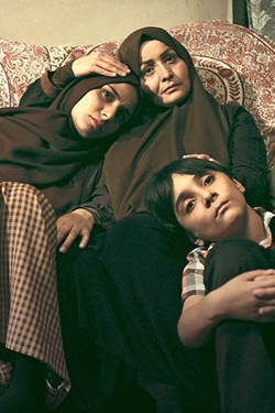 TRAPPED:  In Hassan Akhondpour's film 'Fereshteh, Daughter of Ahmad,' a young woman must decide between being with a married man to help her family or holding on to her morals while the family suffers. - IMAGE COURTESY OF SLO FILM FESTIVAL
