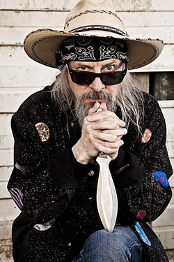 DEAD AIM:  Phil Lee will throw his straight-to-the-heart tunes at Tooth & Nail Winery on Oct. 9, during Central Coast Live! Radio's Central Coast Blues Jam. - PHOTO COURTESY OF PHIL LEE