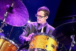 NYC DRUM GOD:  The SLO Jazz Fed hosts The Matt Slocum Trio in SLO's Unity Concert Hall on Nov. 5. - PHOTO COURTESY OF MATT SLOCUM