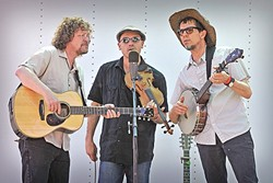 AMERICANA NEW YEAR:  Little Black Train will ring in the New Year with a show at the Red Barn in Los Osos on Dec. 31. - PHOTO COURTESY OF DOUG MOXNESS