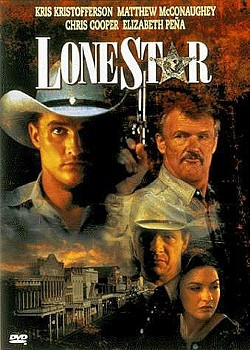 I SHOT THE SHERIFF :  Chris Cooper plays a small-town Texas sheriff trying to unravel an old murder and his own fraught past in 1996's Lone Star. - PHOTO COURTESY OF CASTLE ROCK ENTERTAINMENT