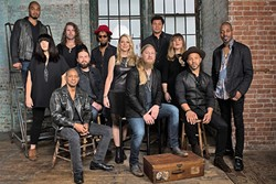 COOL DOZEN :  The Tedeschi Trucks Band brings its rootsy blues, soul, funk, and gospel sounds to Avila Beach Resort on Sept. 4. - PHOTO COURTESY OF THE TEDESCHI TRUCKS BAND