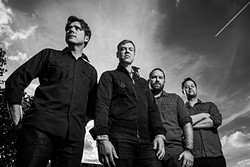 BLEED AMERICAN:  Hit making rock act Jimmy Eat World plays the Fremont Theater on Oct. 24. - PHOTO COURTESY OF JIMMY EAT WORLD