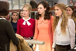 FIGHT TO WRITE:  In Good Girls Revolt, the women of News of the Week, are spurred to take legal action to be hired as reporters and editors when Nora Ephron (Grace Gummer) quits in protest of sexist practices. - PHOTO COURTESY OF AMAZON