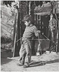 'Muchacho de El Sereno' by Joe Schwartz. - PHOTO COURTESY OF THE SAN LUIS OBISPO MUSEUM OF ART