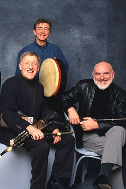55 YEARS STRONG:  The Chieftains will stop by the Performing Arts Center on Feb. 22, as part of their 55th anniversary tour. - PHOTO COURTESY OF THE CHIEFTAINS