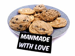 HOMEMADE:  Gerry's Cookies brings you baked goods made with love—by a man. - PHOTO COURTESY OF GERRY'S COOKIES