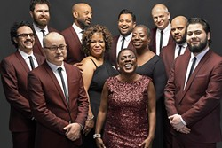 BELT IT OUT:  The emotive blue stylings of Sharon Jones & The Dap-Kings will close out day one of Beaverstock at Castoro Cellars on Sept. 17. - PHOTO COURTESY SHARON JONES & THE DAP-KINGS