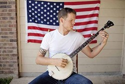 AMERICAN MADE :  Country singer-songwriter Sam Riggs plays Oct. 27 at the SLO Guild Hall. - PHOTO COURTESY OF SAM RIGGS
