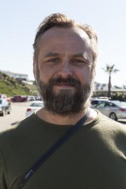 Brad Whitaker