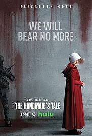 HAUNTING:  Depicting a future dystopian America, 'The Handmaid's Tale' explores a world in which women have no rights but the right to bear a child. - PHOTO COURTESY OF HULU