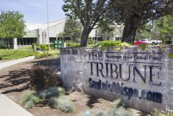 LAYOFFS:  The Tribune dropped at least three newsroom employees on May 2, joining McClatchy-owned newspapers in Fresno and Tacoma, Wash., in layoffs. The company is revamping its business model toward online news. - PHOTO BY JAYSON MELLOM