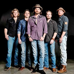 AMERICANA DREAMERS:  Micky & The Motorcars bring their folk, country, and rock sounds to Paso's BarrelHouse Brewing on April 27. - PHOTO COURTESY OF MICKY & THE MOTORCARS