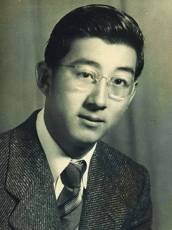 BACK IN THE DAY:  In 1942, Arroyo Grande farmer Haruo Hayashi was just 16 years old when he and his family were moved to an interment camp in Gila River, Ariz., after President Franklin D. Roosevelt signed Executive Order 9066. - PHOTO COURTESY OF THE HISTORY CENTER OF SLO COUNTY