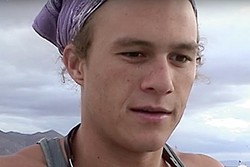 GONE TOO SOON:  A poignant new documentary chronicles the rise of Heath Ledger from unknown Australian television star to one of Hollywood's most revered actors. - PHOTO COURTESY OF NETWORK ENTERTAINMENT