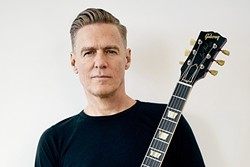 'RUN TO YOU':  Eighties hit maker Bryan Adams plays Vina Robles Amphitheatre on May 21. - PHOTO COURTESY OF BRYAN ADAMS