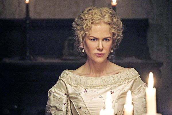 LADY OF THE HOUSE Nicole Kidman stars as Miss Martha, the headmistress of a Southern girls' school who agrees to take in a wounded Union soldier until he's well enough to be turned over to the Confederacy and sent to military prison. - PHOTO COURTESY OF AMERICAN ZOETROPE