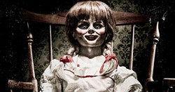 EVIL In Annabelle: Creation, a couple begins to take in orphans after losing a child, only to be haunted by a demented doll. - PHOTO COURTESY OF NEW LINE CINEMA