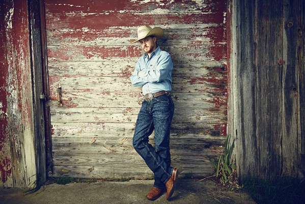 THE REAL DEAL Texas born country singer-songwriter Cody Johnson plays Aug. 17, at the Fremont Theater. - PHOTO COURTESY OF CODY JOHNSON