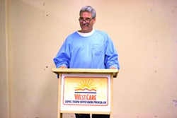 REFOCUSING In 2014, the California Men's Colony focused on providing long-term offenders with rehabilitation programs, an area that was lacking before. - PHOTO BY KAREN GARCIA