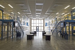 QUESTIONS LINGER As the FBI conducts a civil rights investigation into deaths at the SLO County Jail, SLO County is preparing to initiate its own independent review of the facility's protocols and policies. - PHOTO BY JAYSON MELLOM