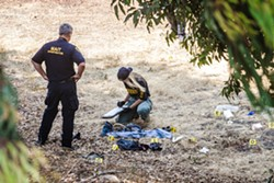 SHOTS FIRED A 2016 officer-involved shooting in Arroyo Grande was one of two such incidents reported by SLO County law enforcement to the California Department of Justice. - PHOTO BY JAYSON MELLOM