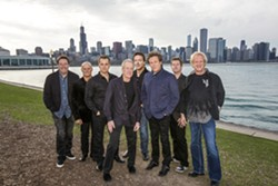 ROCKIN' HORNS Vina Robles presents Rock and Roll Hall of Fame inductee Chicago on Friday, Sept. 1. - PHOTO COURTESY OF CHICAGO