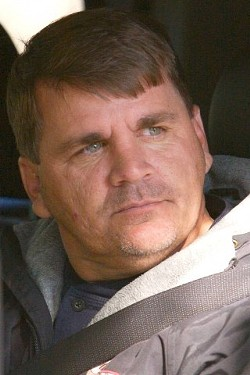 GEARHART WINS APPEAL Convicted real estate fraudster Kelly Gearhart will get a second shot at lowering his 14-year prison sentence after successfully appealing his case to California's Ninth District Court of Appeals. - FILE PHOTO