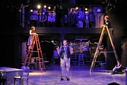 SLO REP Take in classic shows like Thornton Wilder's Our Town at the San Luis Obispo Repertory Theatre. - PHOTO COURTESY OF SLO REPERTORY THEATRE