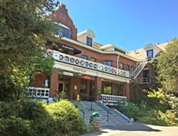 MANOR HOUSE Edgefield, a McMenamins' hotel near Portland, was built in 1911 as the county's poor farm. - PHOTOS BY GLEN STARKEY