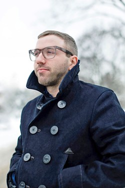 O, CANADA Canadian singer-songwriter City and Colour (aka Dallas Green) plays the Fremont Theater on Sept. 22. It may be sold-out by the time you want tickets. - PHOTO COURTESY OF CITY AND COLOUR
