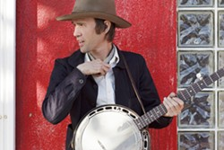 OLD CROW SOLO SHOW Old Crow Medicine Show founder Willie Watson will do his solo thing at SLO Brew on Sept. 27. - PHOTO COURTESY OF WILLIE WATSON