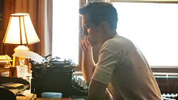 IN THE MAKING Rebel in the Rye explores the life experiences of author J.D. Salinger that led to him writing Catcher in the Rye. - PHOTO COURTESY OF IFC FILMS