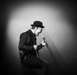 HITMAKER Singer-songwriter Gavin DeGraw plays the Performing Arts Center on Oct. 4, offering a stripped down concert that will dip deep into his catalog. - PHOTO COURTESY OF GAVIN DEGRAW