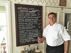 PHOTO COURTESY OF HARMONY CAFÉ