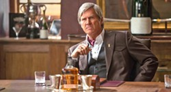 WASTED Jeff Bridges is one of several fine actors given little to do in this bombastic sequel. - PHOTO COURTESY OF TWENTIETH CENTURY FOX