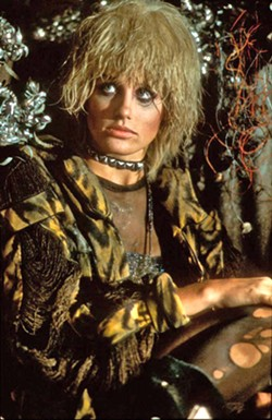 PLEASURE BOT Daryl Hannah stars as Pris, a rogue android being hunted by an ex-cop. A long-awaited Blade Runner sequel is due on Oct. 6. - PHOTO COURTESY OF WARNER BROTHERS