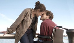 SURVIVOR Filmmakers tell the true story of Jeff Bauman (Jake Gyllenhaal), a hero from the Boston Marathon Bombing, in Stronger. - PHOTO COURTESY LIONSGATE AND ROADSIDE ATTRACTIONS