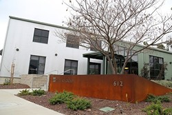 IN TRANISITION The Wallace Group landed an engineering and consulting contract with SLO County Sept. 26. The company's founder, John Wallace currently is facing criminal conflict of interest charges in SLO County Superior Court. - FILE PHOTO