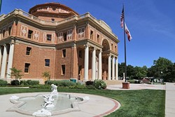 'GO SLOW' The Atascadero City Council voted to ban cannabis dispensaries and cultivation sites bigger than six plants on Oct. 10. - FILE PHOTO