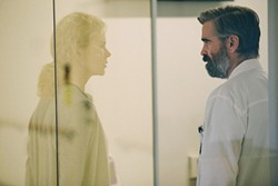 REMEMBER A long forgotten transgression threatens to tear a family a part in The Killing of a Sacred Deer. - PHOTO COURTESY OF A24